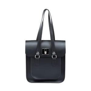 Skórzana torebka Rosemont Black/Royal Blue XL