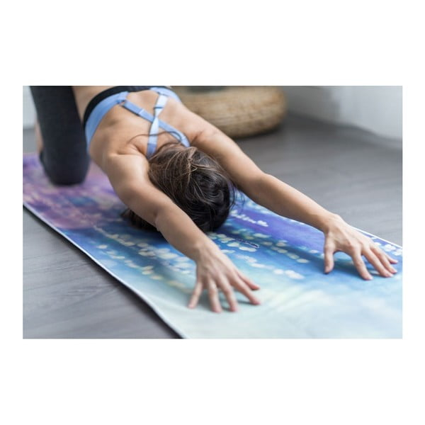 Mata do jogi Yoga Design Lab Travel Serenity, 0,9kg
