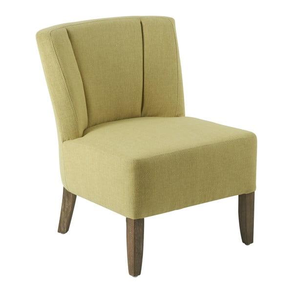 Krzesło Athezza Cintra Mustard