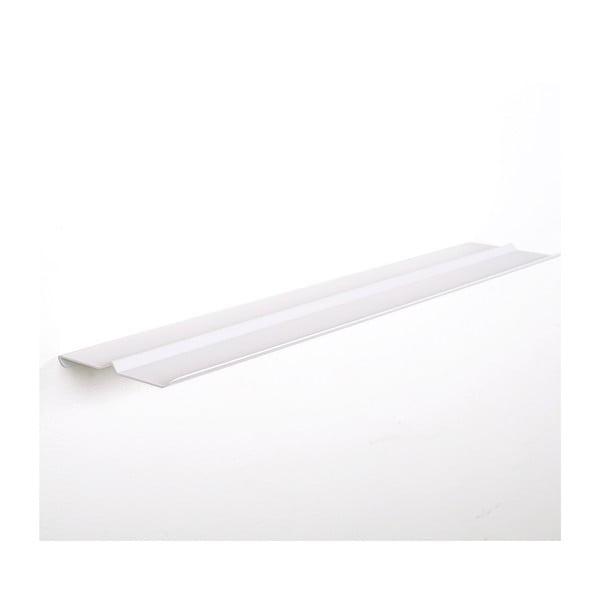 Półka ścienna Tab Shelf by Phil Procter, biała