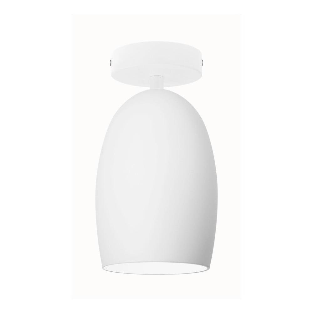 Biała matowa lampa sufitowa Sotto Luce UME Elementary Cast Matte
