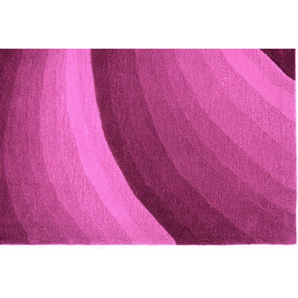 Dywan Casablanca 140x200 cm, odcienie różu