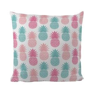 Poduszka Pastel Pineapples, 50x50 cm
