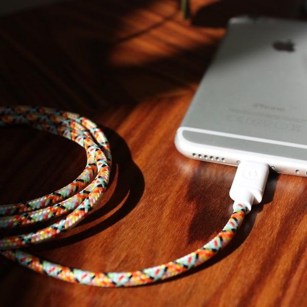 Kabel do ładowania Lightning dla iPhone 5 i iPhone 6 Fantasy, 1,5 m