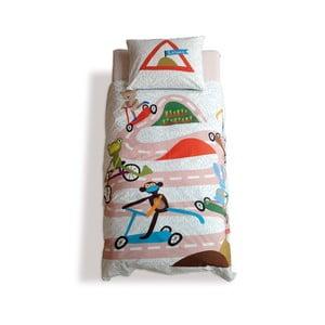 Pościel dziecięca Race, 150x200 cm