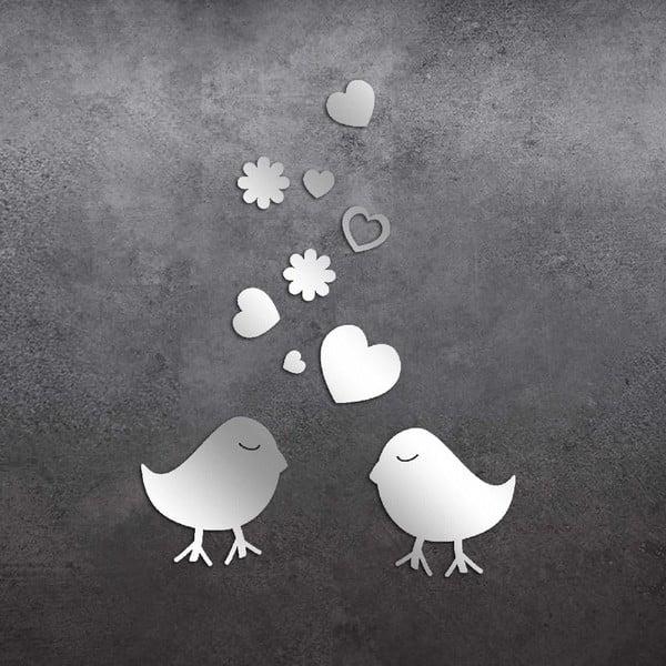 Lustro dekoracyjne Birds Love