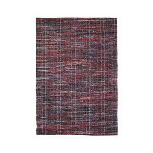 Dywan z materiału pochodzącego z recyklingu Harris Red, 160x230 cm