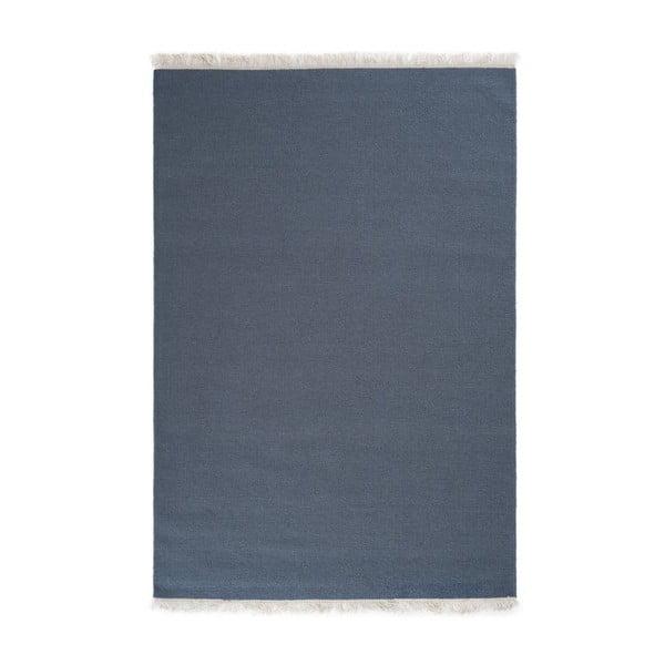 Wełniany dywan Rainbow Indigo, 200x300 cm