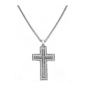 Naszyjnik Antique Cross