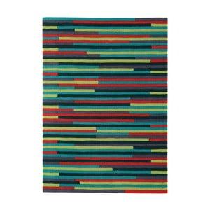Zielony dywan Asiatic Carpets Harlequin Linia, 170x120 cm