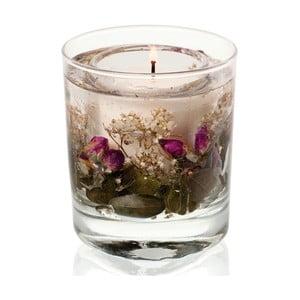 Świeczka Natural Wax, angielska róża