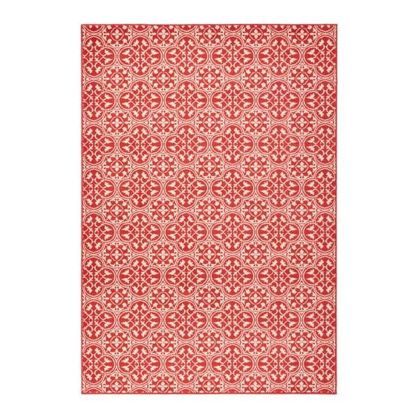 Czerwony dywan Hanse Home Gloria Pattern, 200x290 cm
