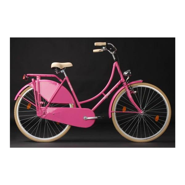 "Rower Tussaud Violett Singlespeed 28"", wysokość ramy 54 cm"