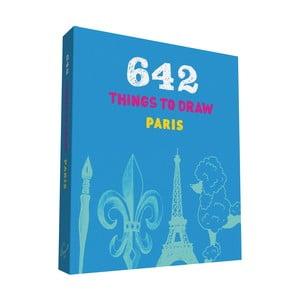 Kieszonkowa książeczka do szkicowania Chronicle Books Paris