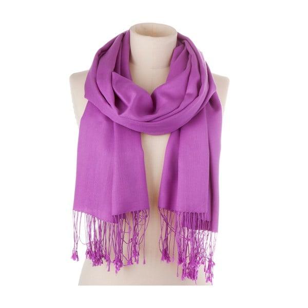 Szal Nos Bright Violet