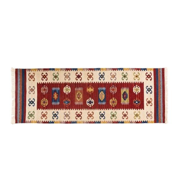 Dywan ręcznie tkany Kilim Dalush 306, 180x65 cm