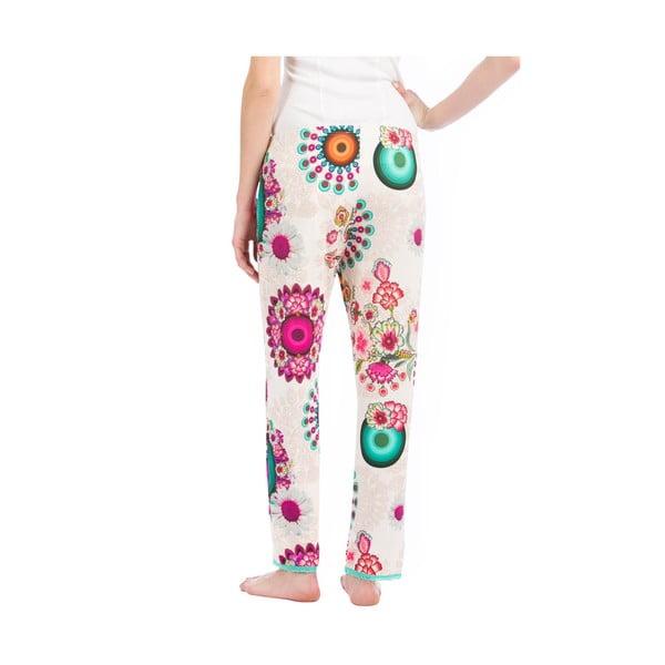 Damska pidżama dół DESIGUAL Blossom, vel. S/M