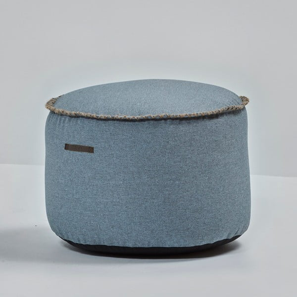 Puf RETROit Medley Drum Dusty Blue