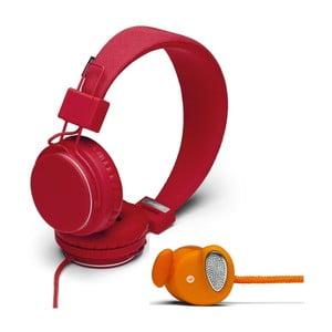 Słuchawki Plattan Tomato + słuchawki Medis Orange GRATIS