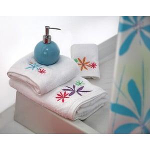 Zestaw 3 ręczników Daisy, 70x140 cm