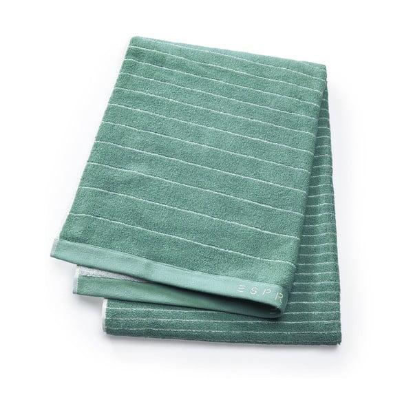 Ręcznik Esprit Grade 70x140 cm, zielony