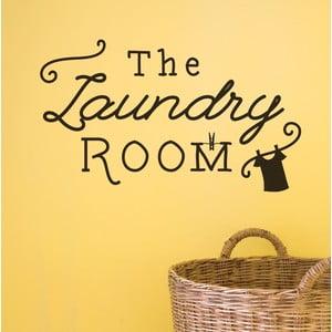 Naklejka dekoracyjna Laundry Room