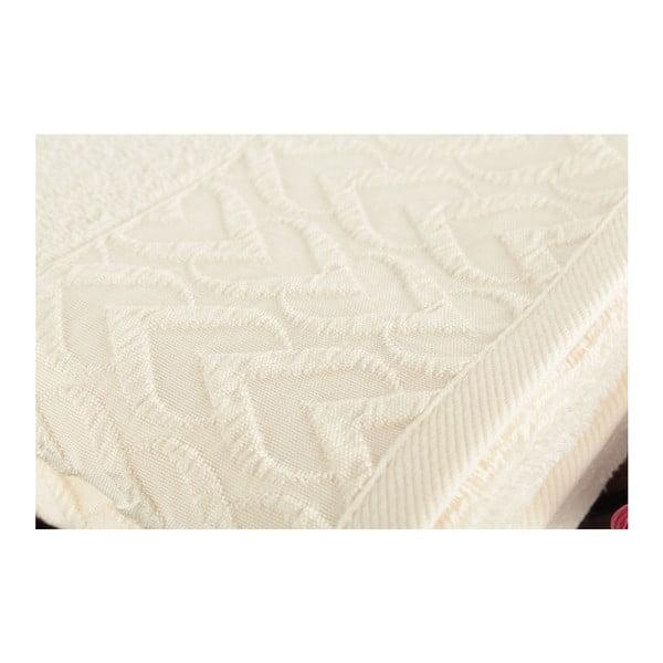 Zestaw 2 ręczników Kalp Ecro, 50x90 cm