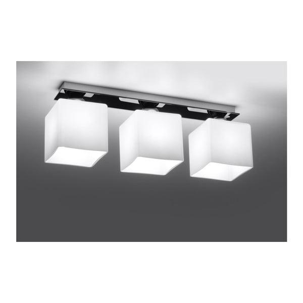 Lampa sufitowa Nice Lamps Square Dark 3