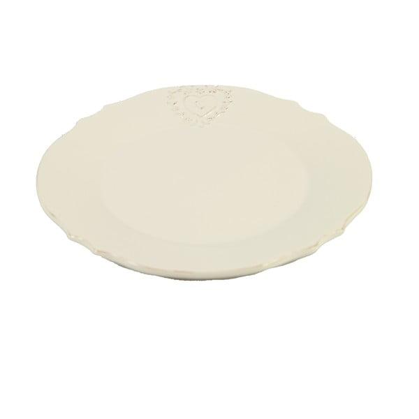 Talerzyk deserowy Angelica, 20 cm