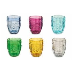 Zestaw 6 szklanek na wodę Villa d'Este Bicchieri Syrah, 235 ml