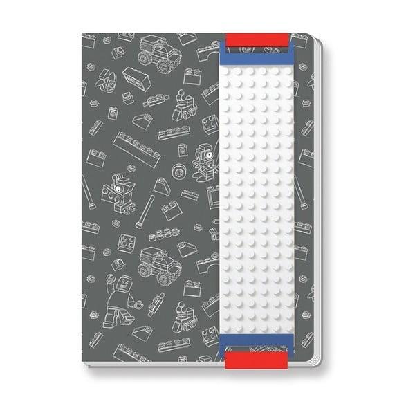 Szary notes LEGO®
