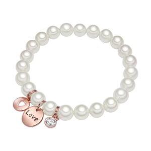 Perłowa bransoletka Ame, perła 8 mm