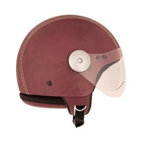 Kask Leather Vintage Bordeaux, S