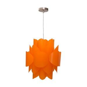 Pomarańczowa lampa wisząca Mauro Ferretti Wish