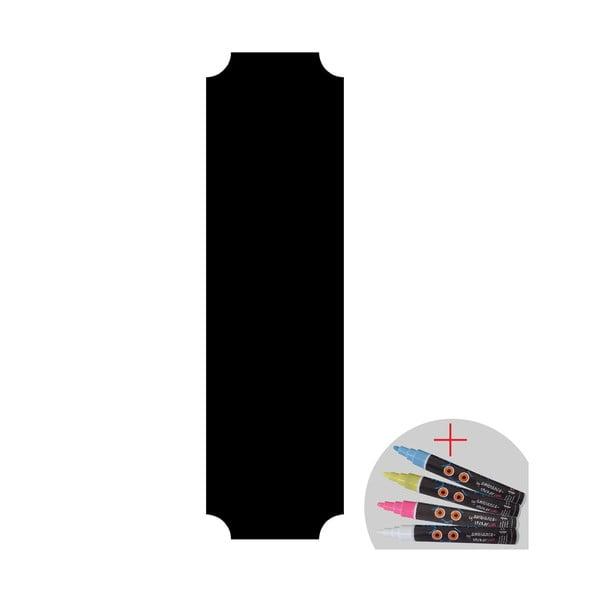 Tablica samoprzylepna z mazakiem Ambiance Giant Chalkboard