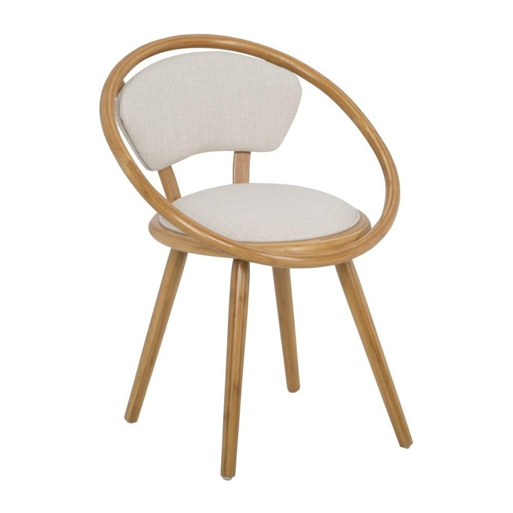 Krzesło z bambusu Mauro Ferretti Bamboo Globe