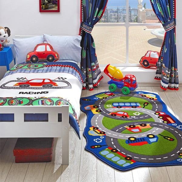 Dywan dziecięcy Circle Track, 100x165 cm