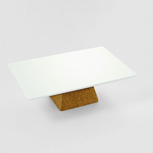Taca na nóżce Cork, 29x19 cm