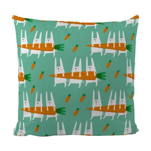 Poduszka Healthy Carrot, 50x50 cm