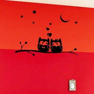 Naklejka Ambiance Owl Lovers