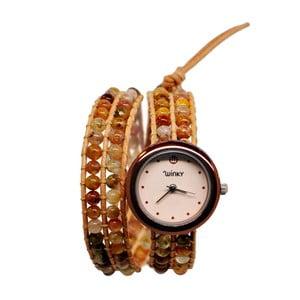 Zegarek z koralikami Double, Tequilla Sunrise