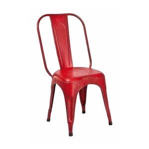 Zestaw 4 czerwonych krzeseł 13Casa Industry