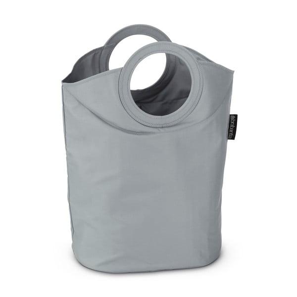 Torba na pranie Quick Grey, 50 l