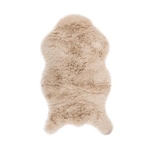 Béžová umělá kožešina Tiseco Home Studio Sheepskin, 80 x 150 cm