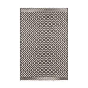 Czarno-beżowy dywan Zala Living Minnia, 77x150cm