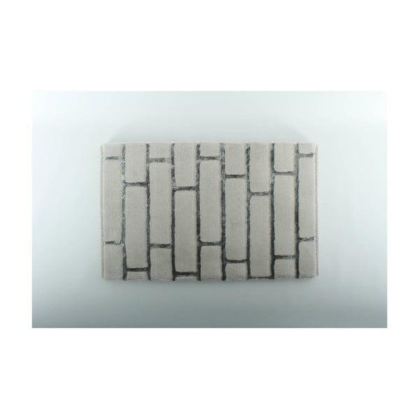 Dywanik łazienkowy U.S. Polo Assn. Virginie Grey, 60x100 cm