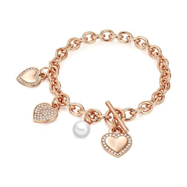 Perłowa bransoletka Nao, perła 8 mm