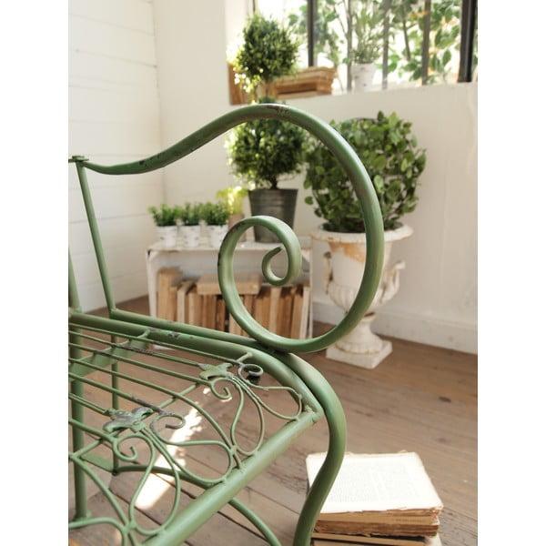 Ławka ogrodowa Antique Green