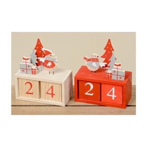Zestaw 2 kalendarzy adwentowych Boltze Fipsi