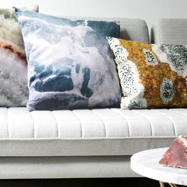 Poszewka na poduszkę Snurk Ocean, 50x50 cm